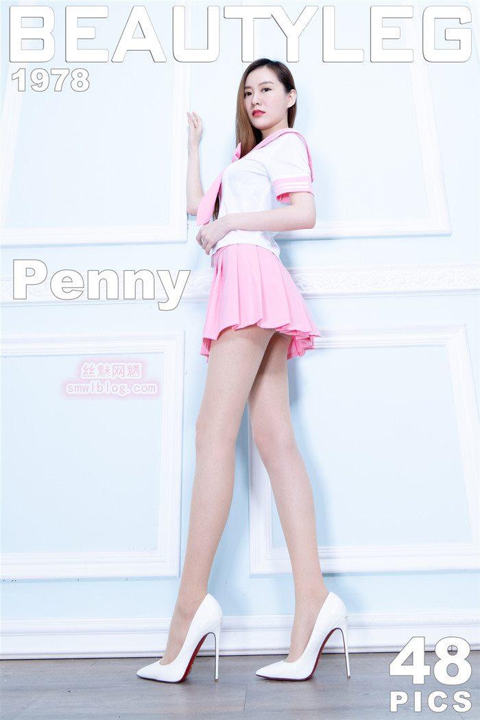 [Beautyleg]美腿寫真 2020.09.28 No.1978 Penny[48P/365M]
